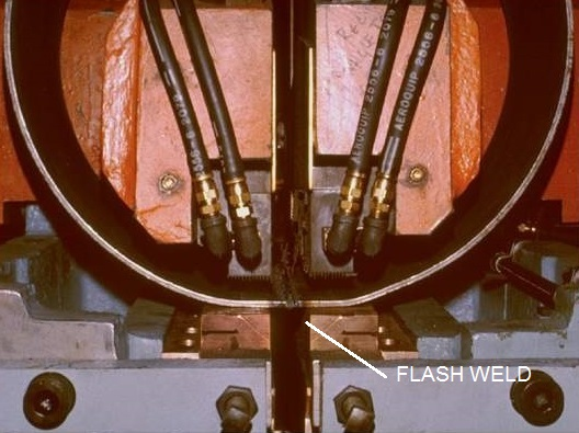 A1 197 slide 4 42 flash welder