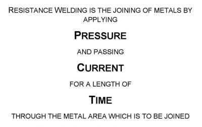 Definition of Resistance Welding