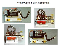 Water Cooled SCR Contactors